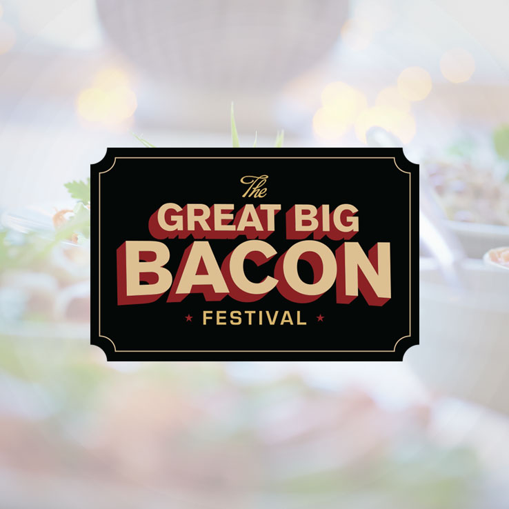 The Great Big Bacon Festival Logo