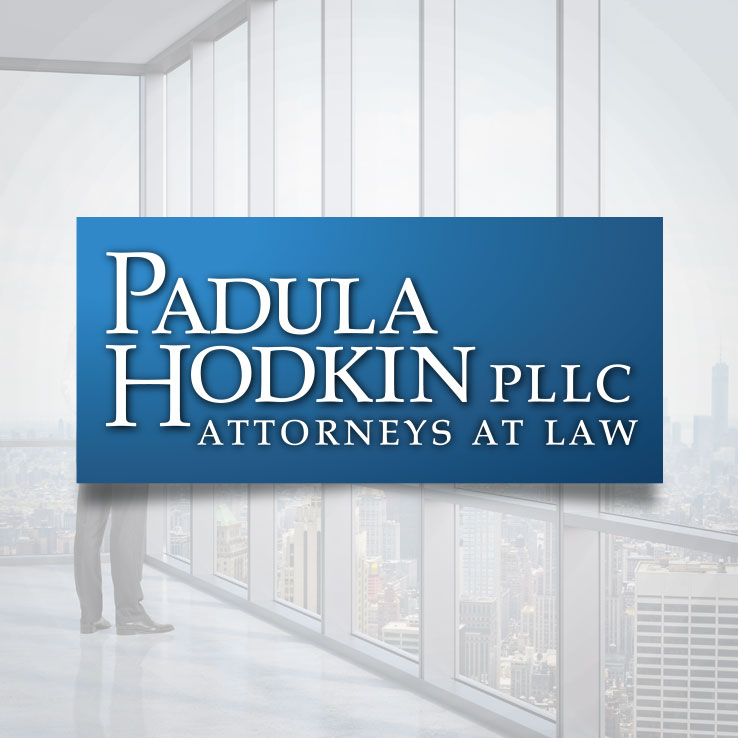 Padula Hodkin PLLC Attorneys at Law Logo